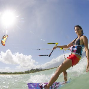 athens watersports kiteboard lessons